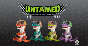 WOWWEE Untamed!  Velociraptors