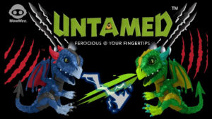 Untamed DRAGONS by Wowwee!