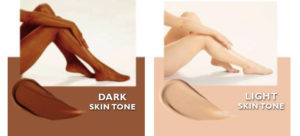 both Dark & Light Skin Tones